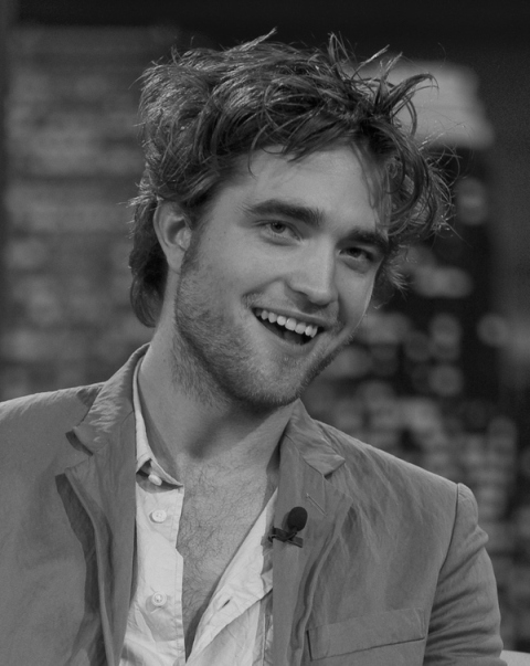 Help me conclude my essay on Rob Pattinson!?